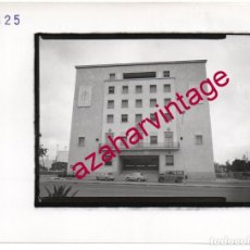 Fotografía antigua: HUELVA, ANTIGUA FOTOGRAFIA,PALACIO DE JUSTICIA, PAISAJES ESPAÑOLES,128X178MM. Lote 206314911