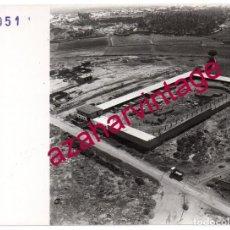 Fotografía antigua: CARTAYA,HUELVA, ANTIGUA FOTOGRAFIA,VISTA AEREA, PAISAJES ESPAÑOLES,128X178MM. Lote 206368065