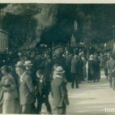 Fotografía antigua: LOURDES FOTO MARIN., SAN SEBASTIÁN HACIA 1920.. Lote 206584160
