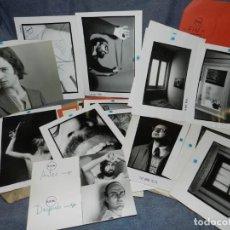 Fotografía antigua: (M) GRAN LOTE DE 24 FOTOGRAFIAS DE PABLO PÉREZ MÍNGUEZ, AÑO 1975, VER FOTOGRAFIAS ADICIONALES. Lote 207962348