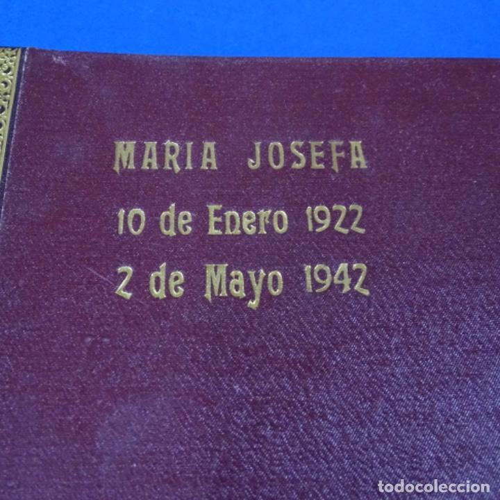 Fotografía antigua: Excelente álbum fotos de chica 1922-1944.fotos stanyol,Sitges,Palma,alcudia,Génova,etc. - Foto 2 - 210154467