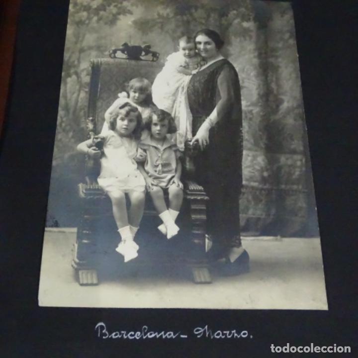 Fotografía antigua: Excelente álbum fotos de chica 1922-1944.fotos stanyol,Sitges,Palma,alcudia,Génova,etc. - Foto 5 - 210154467