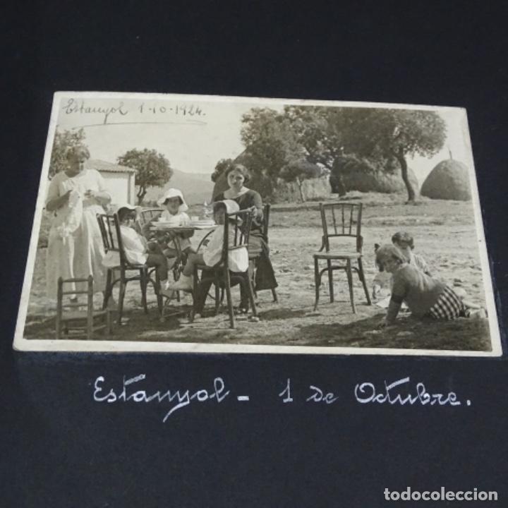 Fotografía antigua: Excelente álbum fotos de chica 1922-1944.fotos stanyol,Sitges,Palma,alcudia,Génova,etc. - Foto 7 - 210154467