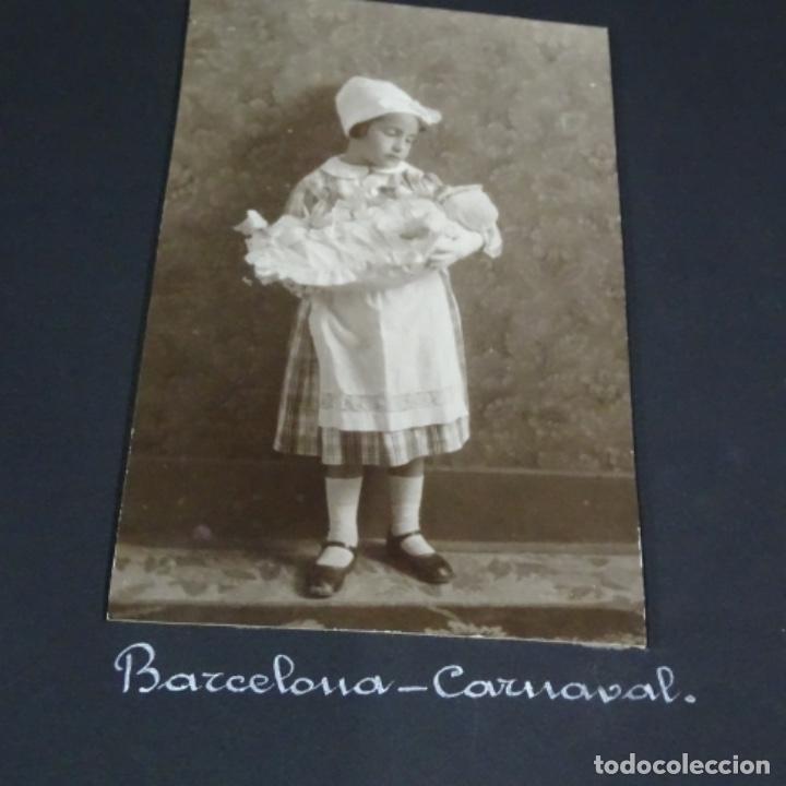 Fotografía antigua: Excelente álbum fotos de chica 1922-1944.fotos stanyol,Sitges,Palma,alcudia,Génova,etc. - Foto 10 - 210154467