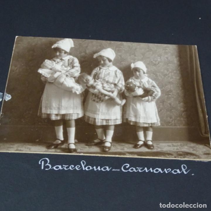 Fotografía antigua: Excelente álbum fotos de chica 1922-1944.fotos stanyol,Sitges,Palma,alcudia,Génova,etc. - Foto 11 - 210154467