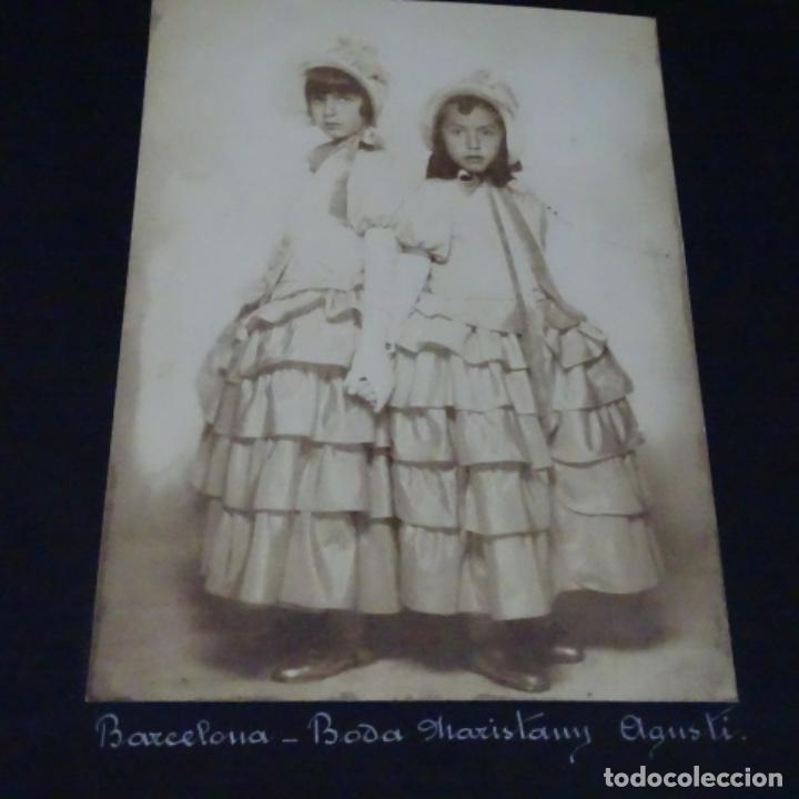 Fotografía antigua: Excelente álbum fotos de chica 1922-1944.fotos stanyol,Sitges,Palma,alcudia,Génova,etc. - Foto 12 - 210154467