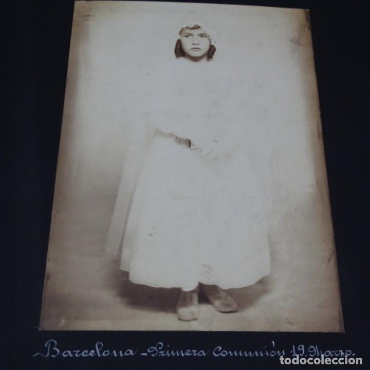 Fotografía antigua: Excelente álbum fotos de chica 1922-1944.fotos stanyol,Sitges,Palma,alcudia,Génova,etc. - Foto 13 - 210154467