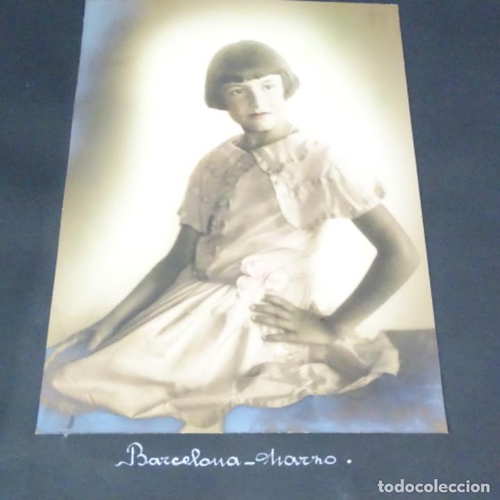 Fotografía antigua: Excelente álbum fotos de chica 1922-1944.fotos stanyol,Sitges,Palma,alcudia,Génova,etc. - Foto 14 - 210154467