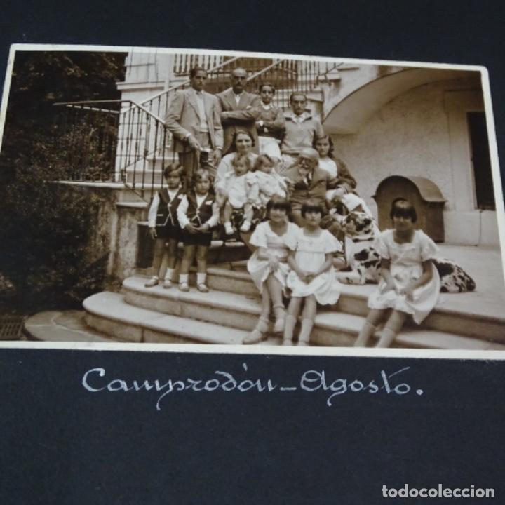 Fotografía antigua: Excelente álbum fotos de chica 1922-1944.fotos stanyol,Sitges,Palma,alcudia,Génova,etc. - Foto 16 - 210154467