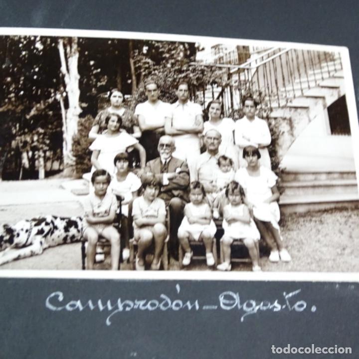 Fotografía antigua: Excelente álbum fotos de chica 1922-1944.fotos stanyol,Sitges,Palma,alcudia,Génova,etc. - Foto 17 - 210154467