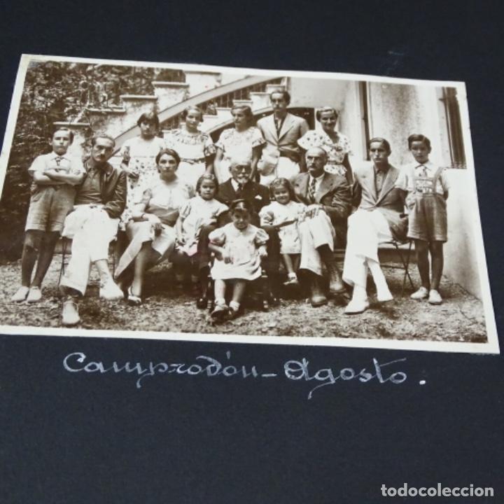 Fotografía antigua: Excelente álbum fotos de chica 1922-1944.fotos stanyol,Sitges,Palma,alcudia,Génova,etc. - Foto 21 - 210154467
