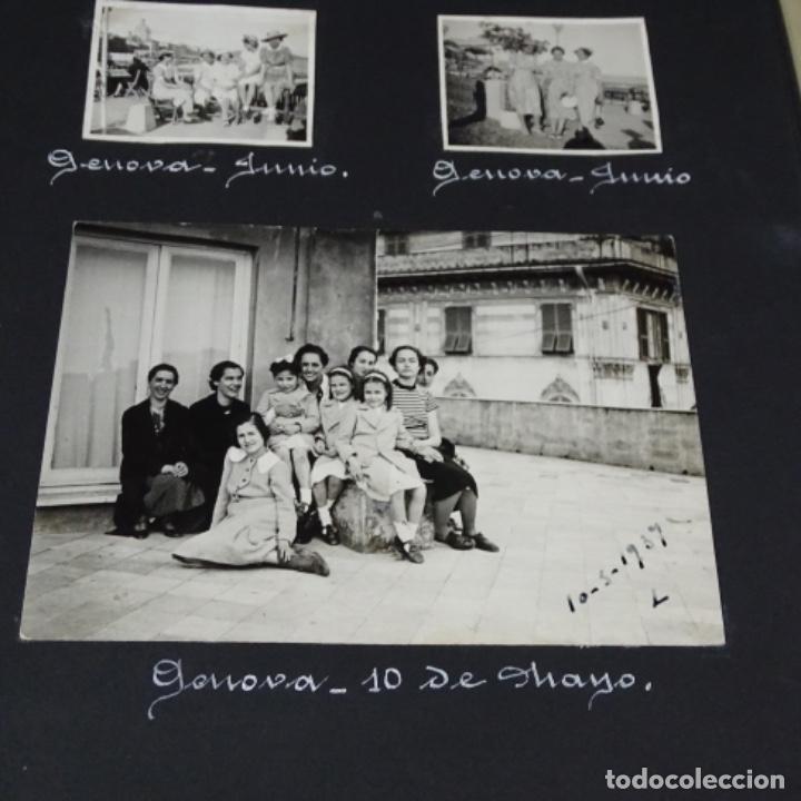 Fotografía antigua: Excelente álbum fotos de chica 1922-1944.fotos stanyol,Sitges,Palma,alcudia,Génova,etc. - Foto 24 - 210154467