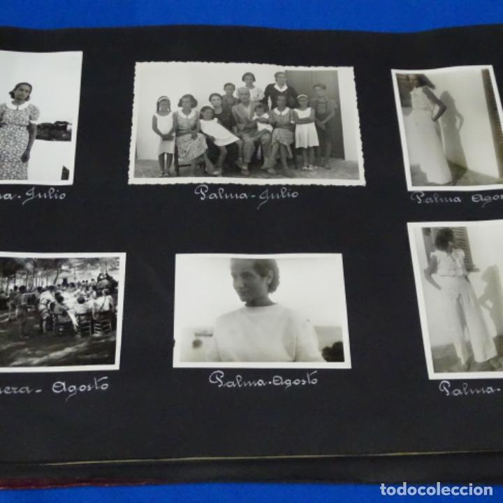 Fotografía antigua: Excelente álbum fotos de chica 1922-1944.fotos stanyol,Sitges,Palma,alcudia,Génova,etc. - Foto 26 - 210154467