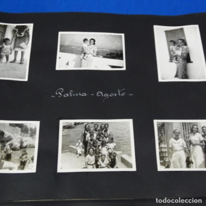 Fotografía antigua: Excelente álbum fotos de chica 1922-1944.fotos stanyol,Sitges,Palma,alcudia,Génova,etc. - Foto 27 - 210154467