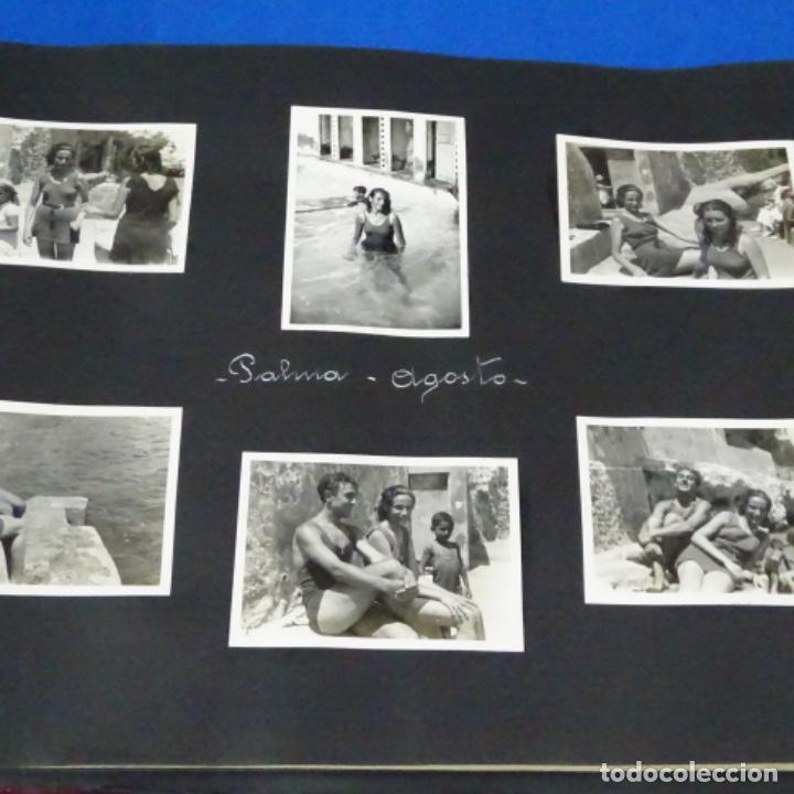 Fotografía antigua: Excelente álbum fotos de chica 1922-1944.fotos stanyol,Sitges,Palma,alcudia,Génova,etc. - Foto 28 - 210154467