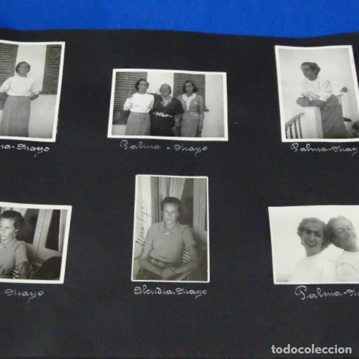 Fotografía antigua: Excelente álbum fotos de chica 1922-1944.fotos stanyol,Sitges,Palma,alcudia,Génova,etc. - Foto 29 - 210154467