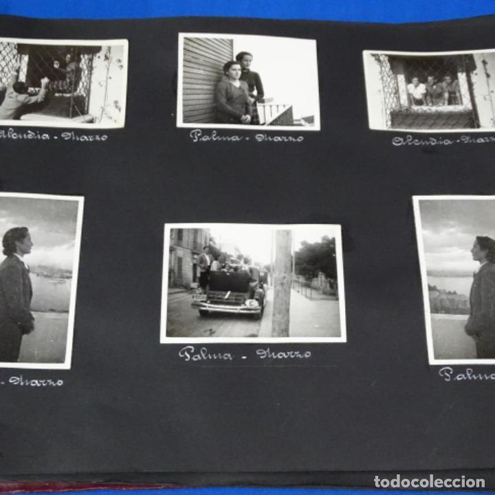 Fotografía antigua: Excelente álbum fotos de chica 1922-1944.fotos stanyol,Sitges,Palma,alcudia,Génova,etc. - Foto 30 - 210154467