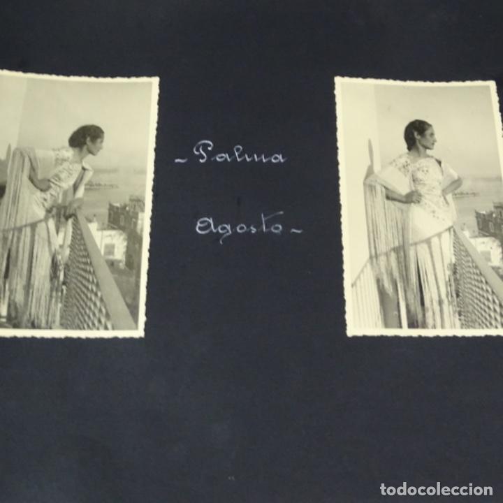 Fotografía antigua: Excelente álbum fotos de chica 1922-1944.fotos stanyol,Sitges,Palma,alcudia,Génova,etc. - Foto 31 - 210154467