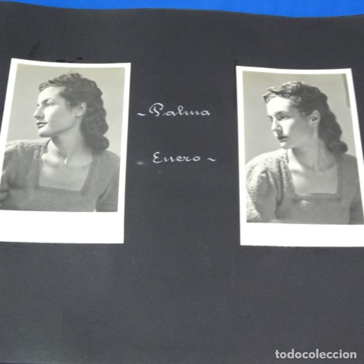 Fotografía antigua: Excelente álbum fotos de chica 1922-1944.fotos stanyol,Sitges,Palma,alcudia,Génova,etc. - Foto 33 - 210154467
