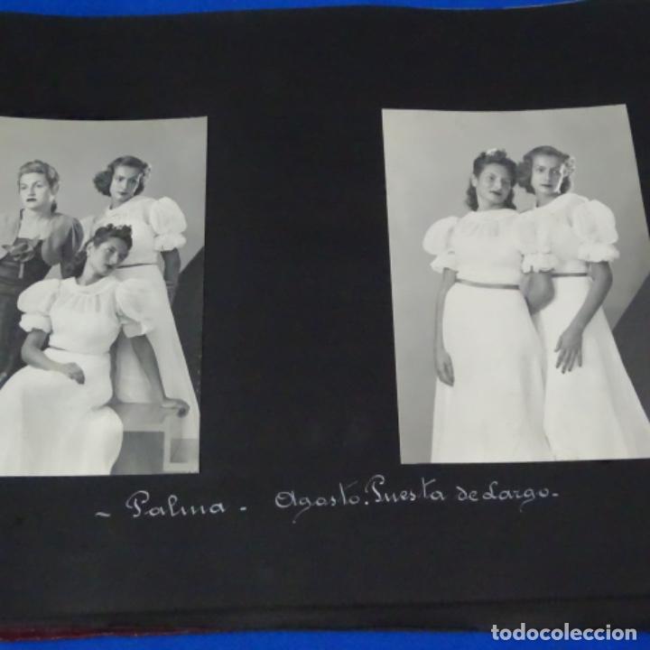 Fotografía antigua: Excelente álbum fotos de chica 1922-1944.fotos stanyol,Sitges,Palma,alcudia,Génova,etc. - Foto 34 - 210154467