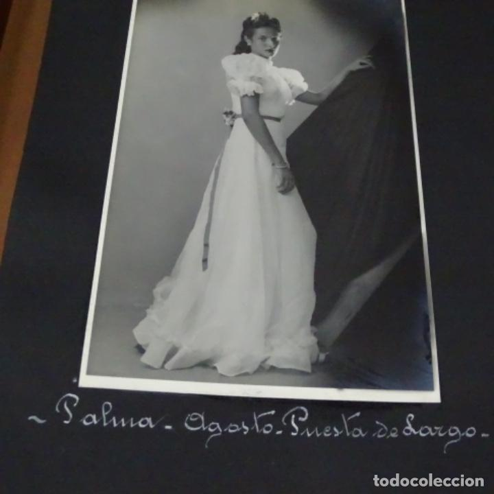 Fotografía antigua: Excelente álbum fotos de chica 1922-1944.fotos stanyol,Sitges,Palma,alcudia,Génova,etc. - Foto 35 - 210154467