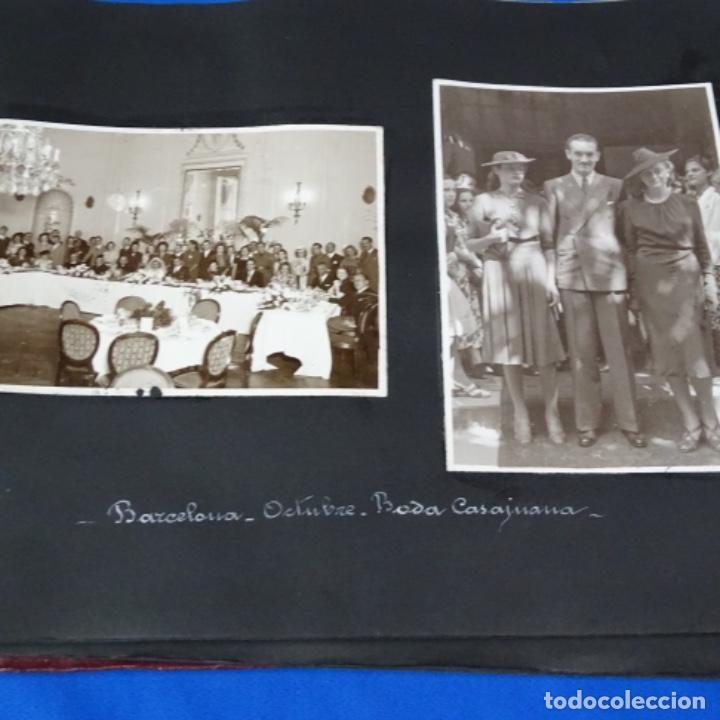 Fotografía antigua: Excelente álbum fotos de chica 1922-1944.fotos stanyol,Sitges,Palma,alcudia,Génova,etc. - Foto 37 - 210154467