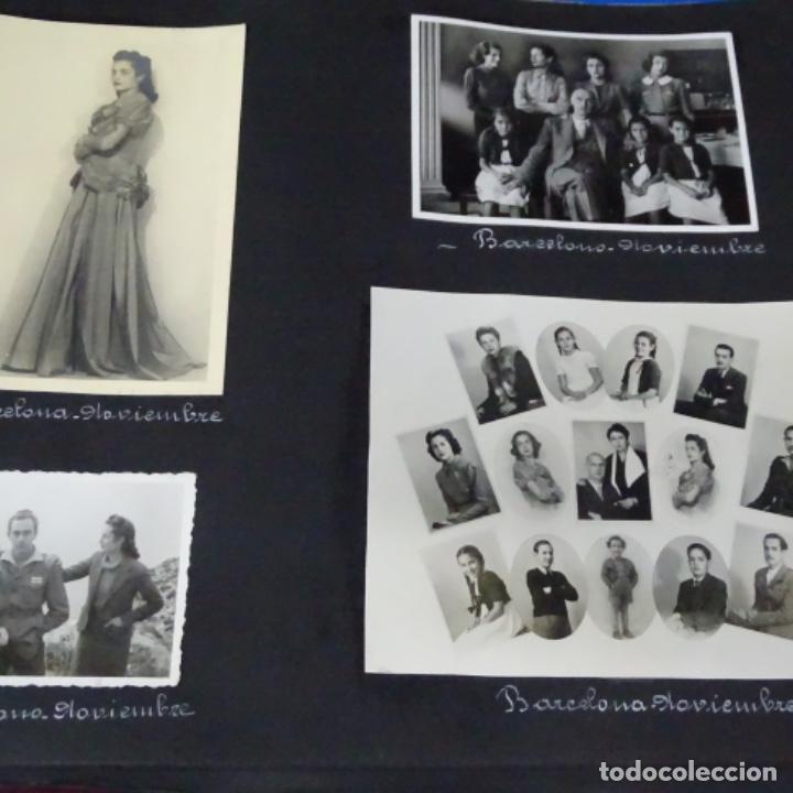 Fotografía antigua: Excelente álbum fotos de chica 1922-1944.fotos stanyol,Sitges,Palma,alcudia,Génova,etc. - Foto 38 - 210154467