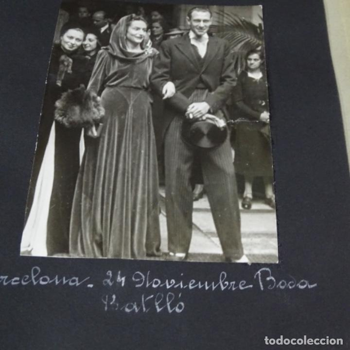 Fotografía antigua: Excelente álbum fotos de chica 1922-1944.fotos stanyol,Sitges,Palma,alcudia,Génova,etc. - Foto 40 - 210154467