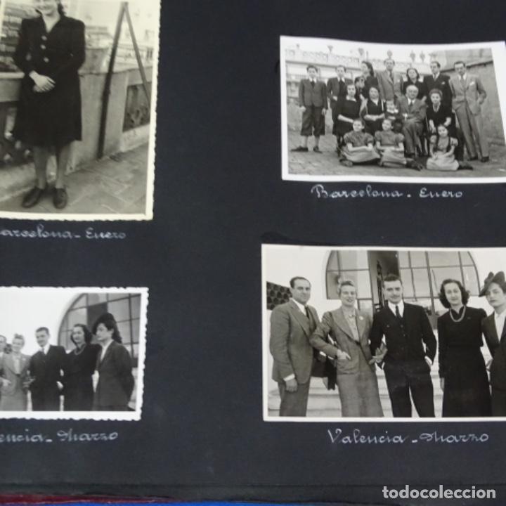 Fotografía antigua: Excelente álbum fotos de chica 1922-1944.fotos stanyol,Sitges,Palma,alcudia,Génova,etc. - Foto 41 - 210154467