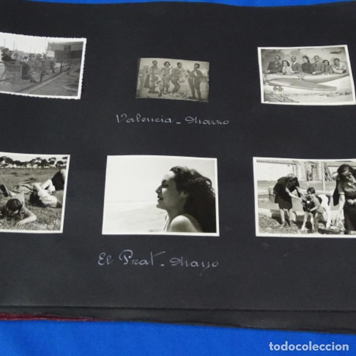Fotografía antigua: Excelente álbum fotos de chica 1922-1944.fotos stanyol,Sitges,Palma,alcudia,Génova,etc. - Foto 42 - 210154467