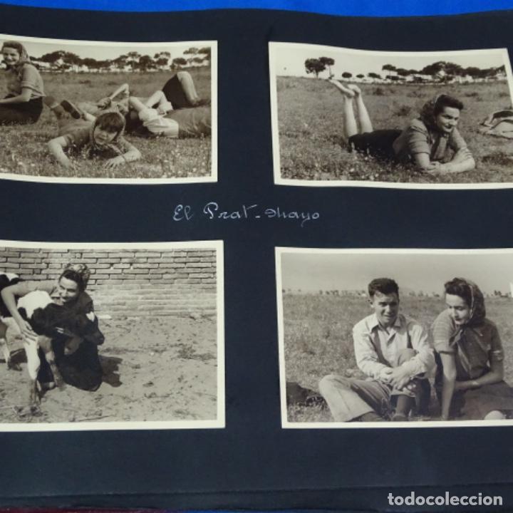 Fotografía antigua: Excelente álbum fotos de chica 1922-1944.fotos stanyol,Sitges,Palma,alcudia,Génova,etc. - Foto 43 - 210154467