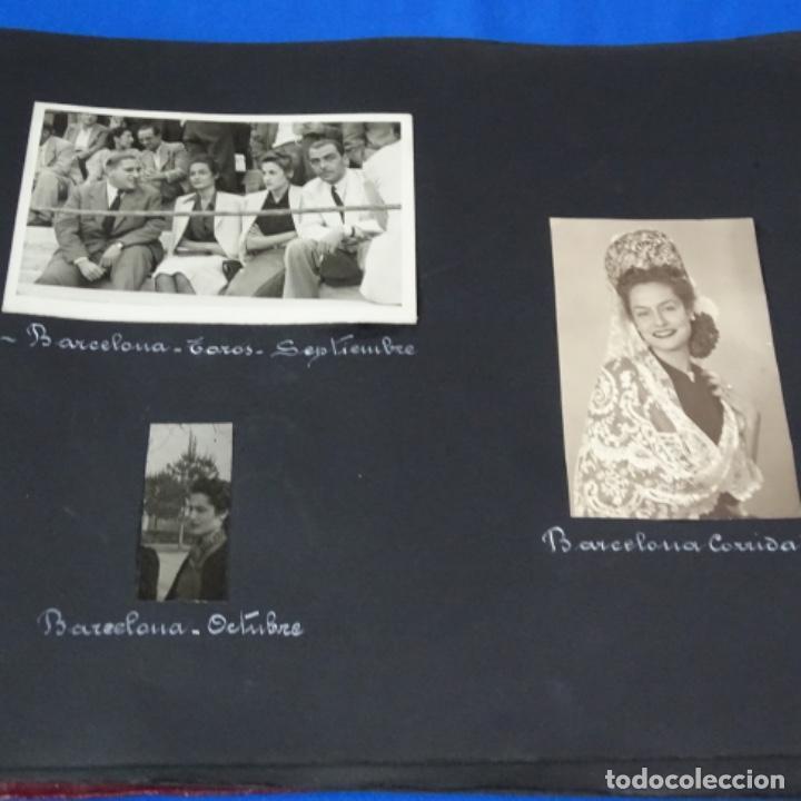 Fotografía antigua: Excelente álbum fotos de chica 1922-1944.fotos stanyol,Sitges,Palma,alcudia,Génova,etc. - Foto 45 - 210154467