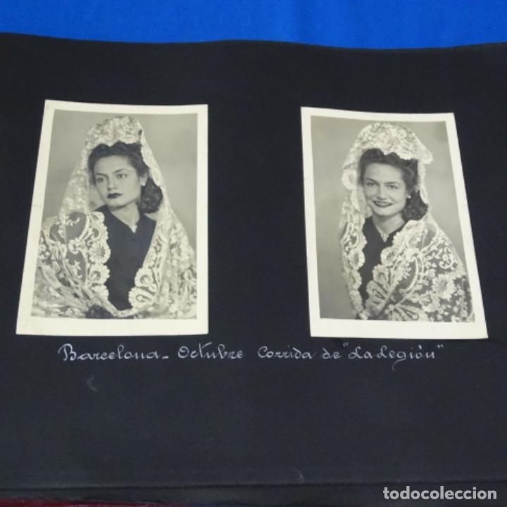 Fotografía antigua: Excelente álbum fotos de chica 1922-1944.fotos stanyol,Sitges,Palma,alcudia,Génova,etc. - Foto 46 - 210154467