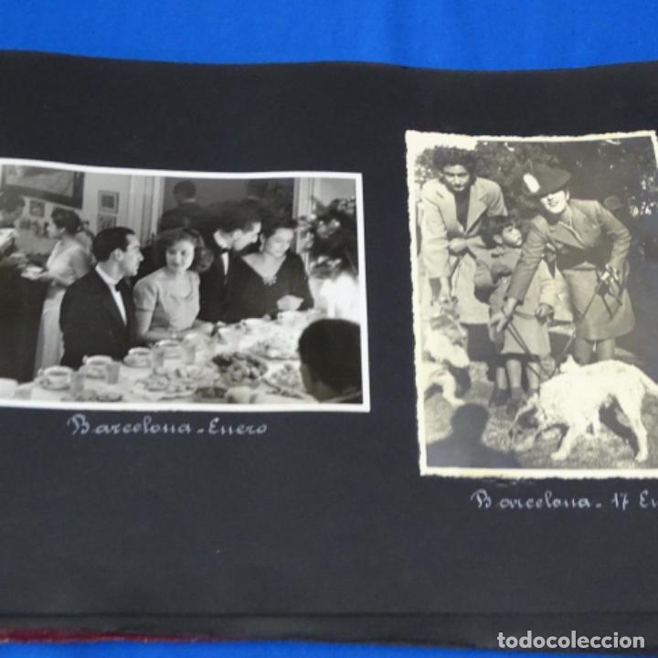 Fotografía antigua: Excelente álbum fotos de chica 1922-1944.fotos stanyol,Sitges,Palma,alcudia,Génova,etc. - Foto 47 - 210154467