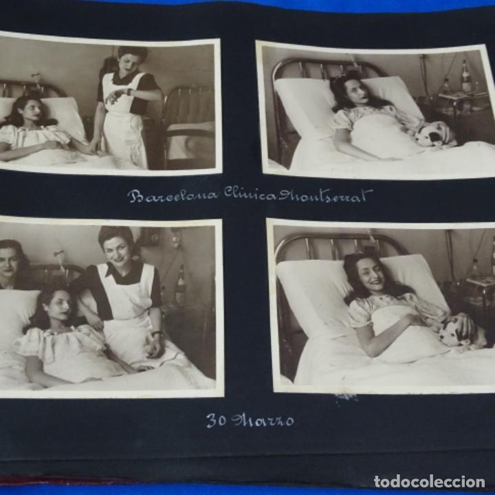 Fotografía antigua: Excelente álbum fotos de chica 1922-1944.fotos stanyol,Sitges,Palma,alcudia,Génova,etc. - Foto 50 - 210154467