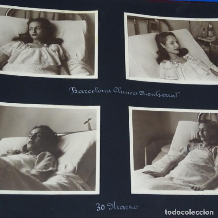 Fotografía antigua: Excelente álbum fotos de chica 1922-1944.fotos stanyol,Sitges,Palma,alcudia,Génova,etc. - Foto 51 - 210154467