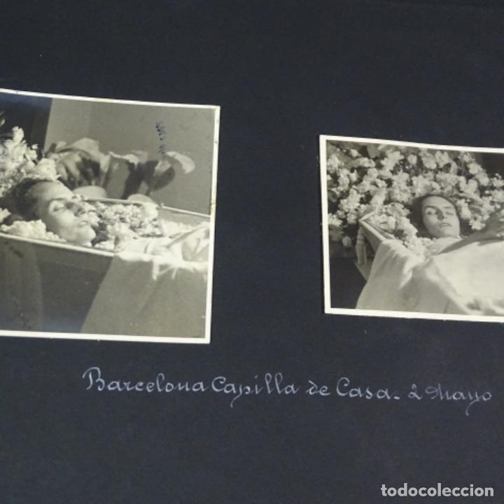 Fotografía antigua: Excelente álbum fotos de chica 1922-1944.fotos stanyol,Sitges,Palma,alcudia,Génova,etc. - Foto 53 - 210154467