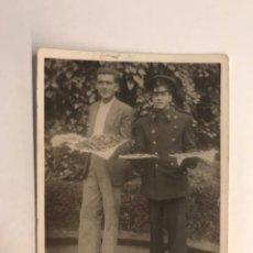 Fotografía antigua: CARTAGENA. FOTOGRAFÍA MILITAR. PLAZA DE CORREOS .. (A.1948). Lote 210530373