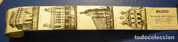 Fotografía antigua: L.ROISIN ALBUM-BOTELLA 20 FOTOGRAFIAS DE MADRID EN ROLLO - Foto 2 - 210613846