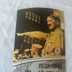 Fotografía antigua: FOTOGRAFÍA DE ADOLF HITLER. 1933-1945. Lote 210739646