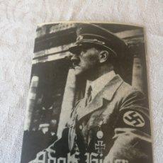 Fotografía antigua: FOTOGRAFÍA /PEGATINA DE ADOLF HITLER 1889-1945.. Lote 210740052