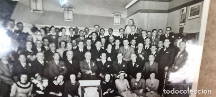Fotografía antigua: FOTOGRAFÍA GRUPAL DE LA VACUUM OIL COMPANY. CONSEJO DE ADMINISTRACION. 1934. - Foto 5 - 210820371