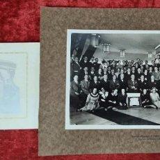Fotografía antigua: FOTOGRAFÍA GRUPAL DE LA VACUUM OIL COMPANY. CONSEJO DE ADMINISTRACION. 1934.. Lote 210820371