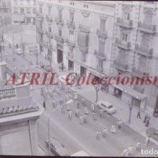 Fotografía antigua: VALENCIA - FALLAS - CLICHE NEGATIVO DE 35 MM EN CELULOIDE - AÑO 1978. Lote 211678211
