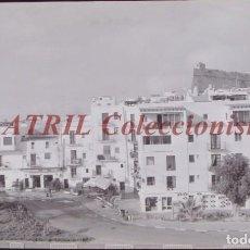 Fotografía antigua: IBIZA - VISTA - CLICHE NEGATIVO DE 35 MM EN CELULOIDE - AÑO 1978. Lote 211798182