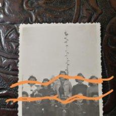 Fotografía antigua: ANTIGUA FOTOGRAFÍA DE FIGUERES. GIRONA. FOTO AÑO 1942.. Lote 211886687