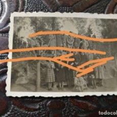 Fotografía antigua: ANTIGUA FOTOGRAFÍA DE FIGUERES. GIRONA. FOTO AÑO 1941.. Lote 211886872