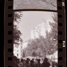 Fotografia antica: CUENCA - VISTAS - 6 CLICHES NEGATIVOS DE 35 MM EN CELULOIDE, AÑO 1974. Lote 211995113
