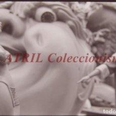 Fotografía antigua: VALENCIA FALLAS, CLICHE NEGATIVO DE 35 MM CELULOIDE AÑO 1979. Lote 212409185