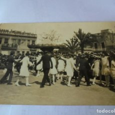 Fotografía antigua: MAGNFICA ANTIGUA FOTOGRAFIA DE MOLINS DE REI. Lote 212410075